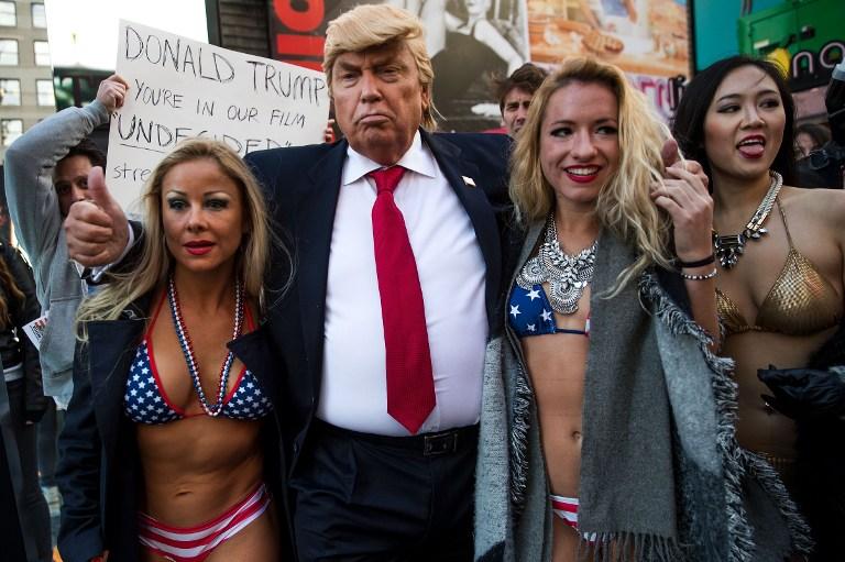 Falso Donald Trump sembró caos en Nueva York