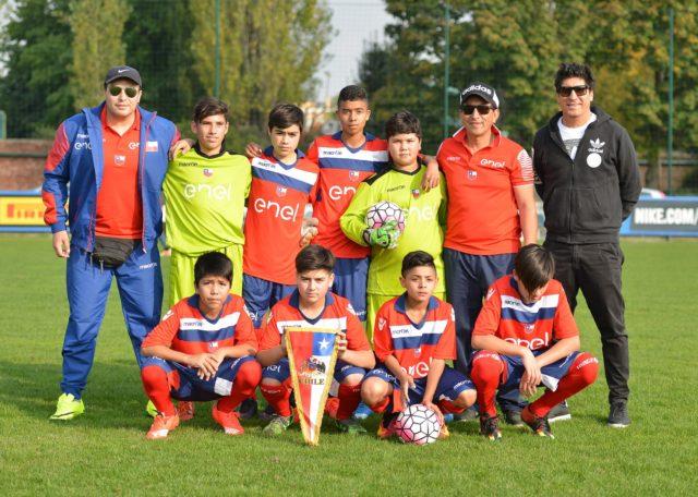 Copa Chilectra