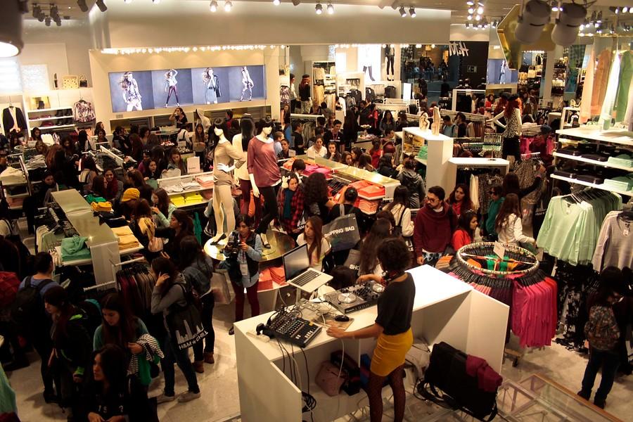 H&M concreta expansión a regiones: abrirá tienda en Coquimbo