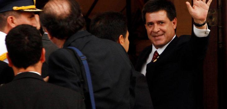 Presidente de paraguay destituye a su ministro del interior for Nombre del ministro de interior