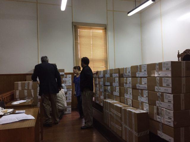 Tribunal Electoral abrirá 76 mesas con irregularidades de elección municipal de Iquique