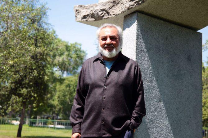 Retrato del escultor José Vicente Gajardo
