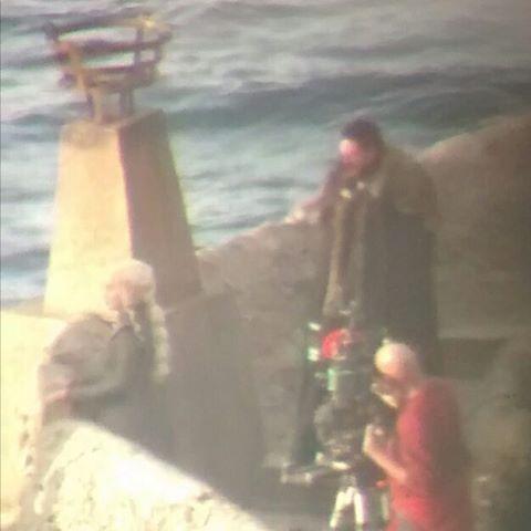 Spoiler épico: filtran fotos de dos personajes clave reuniéndose en Game of Thrones