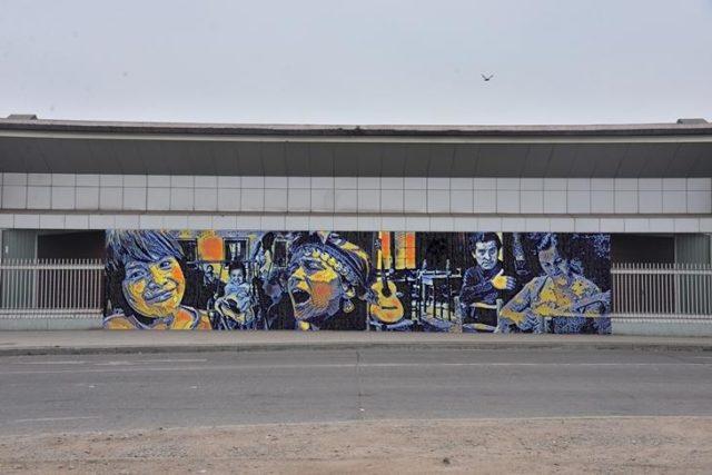 Mural Lorena Benavides