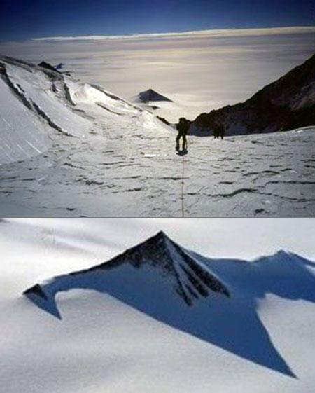 """Chile escondía la verdad tras el enigma de las pirámides """"extraterrestres"""" en la Antártica"""