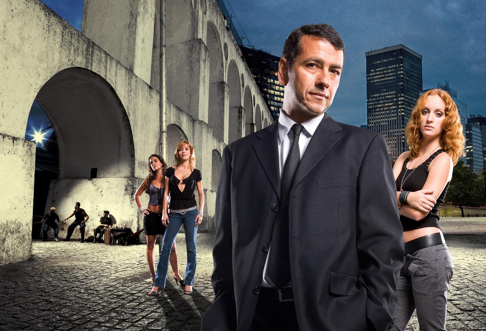 Serie Mandrake de HBO