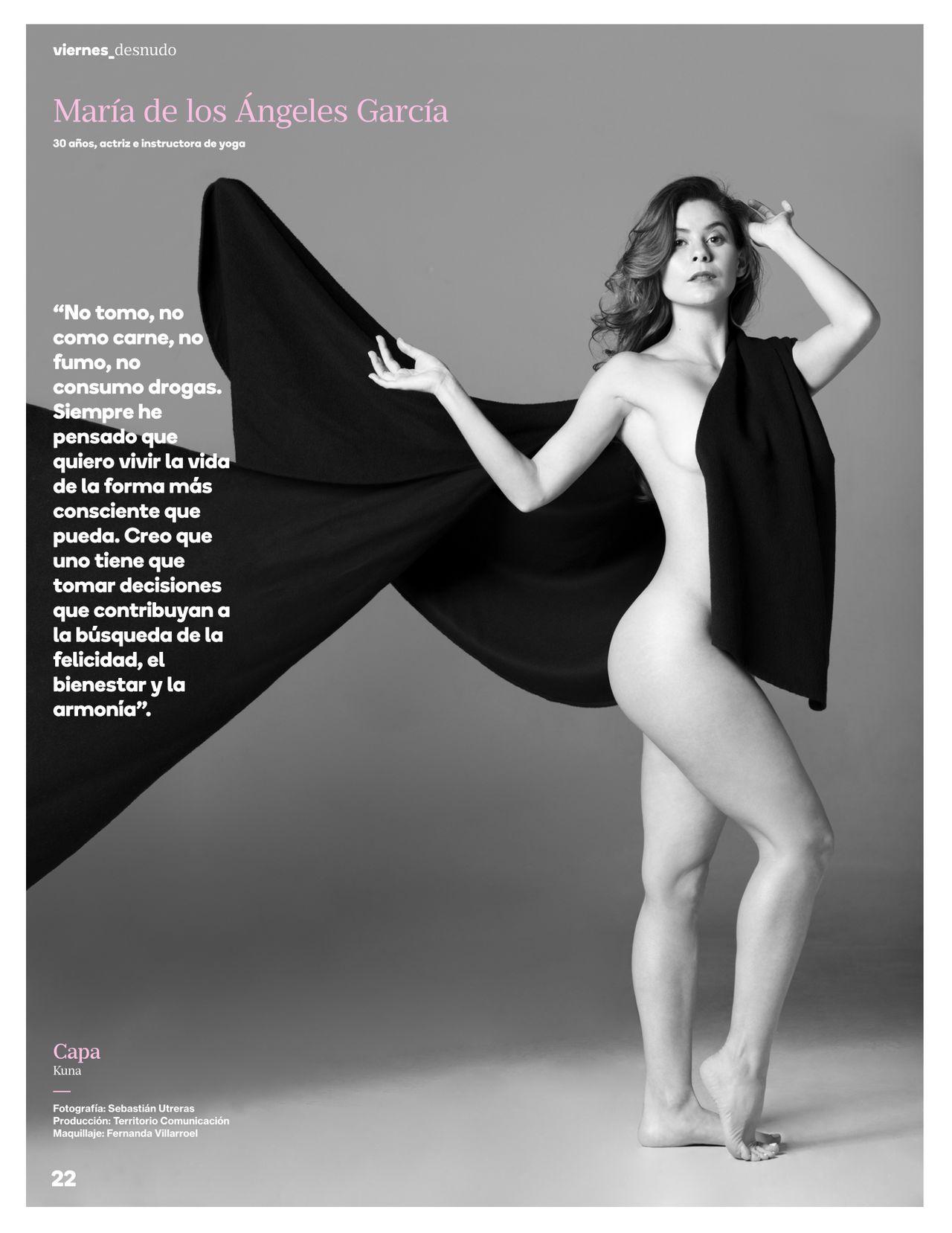 nude Mariela lucas