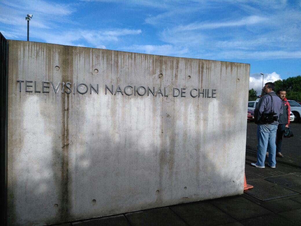 ROBO AFECTÓ A DEPENDENCIAS DE TVN EN REGIÓN DEL BÍO BÍO