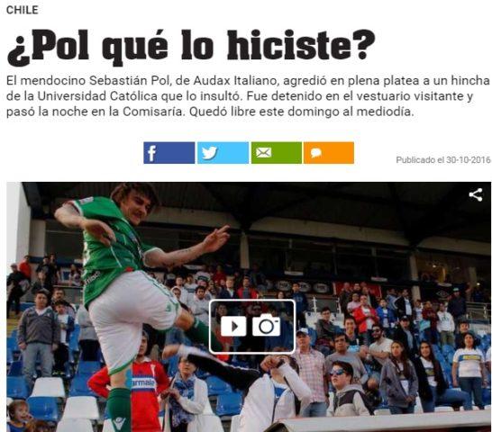 Pol | Diario Olé