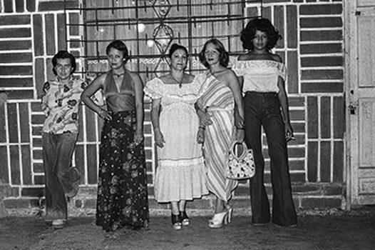 Prostitutas (Medellin, 1976-77), Marcelo Montecino, CorpArtes (c)