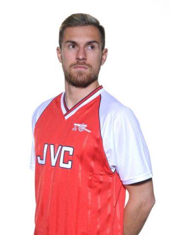 Aaron Ramsey | Arsenal Oficial