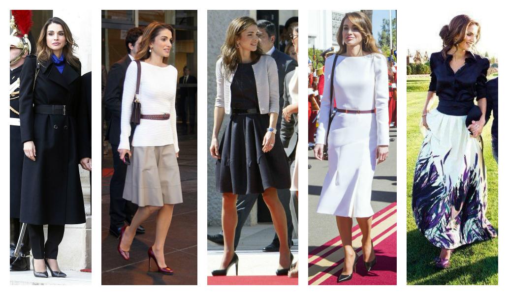 Reina Rania de Jordania | Vogue