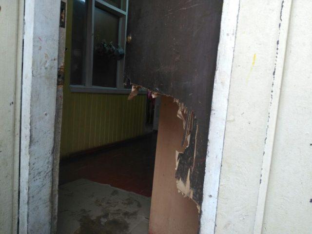 Sexto robo afecta a jardín infantil en cerro San Francisco en Talcahuano con rotura de puerta