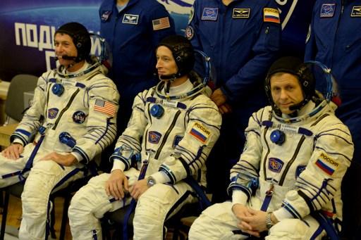 Dos rusos y un estadounidense despegaron rumbo a la ISS a bordo de una nave Soyuz