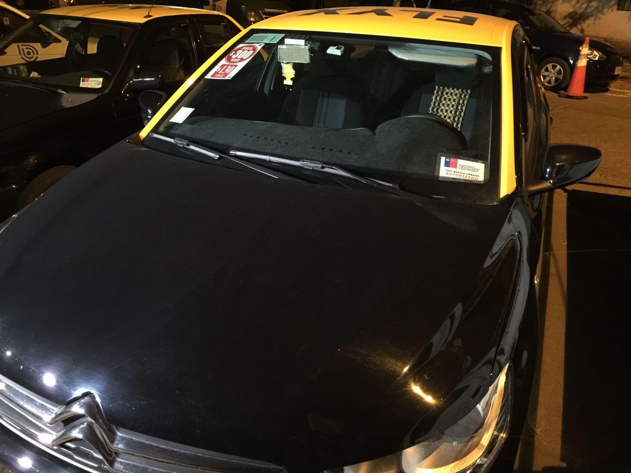 Taxi del afectado | Felipe Cornejo (RBB)