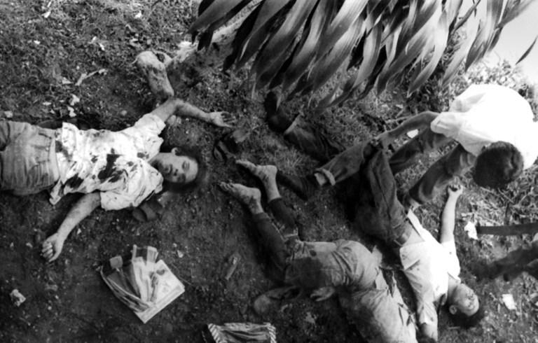 Masacre en Thammasat