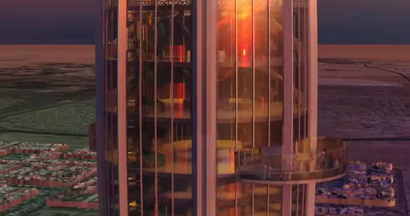 se inicia construcción del nuevo edificio más alto del mundo en Dubai