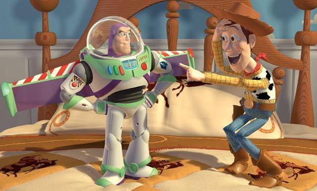 Imagen de la saga Toy Story
