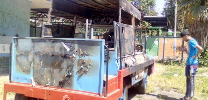 Ataque a vehículo candidata de Conchalí