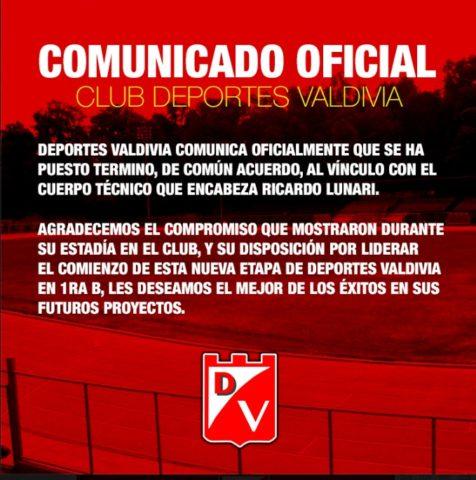 Deportes Valdivia | Facebook Oficial