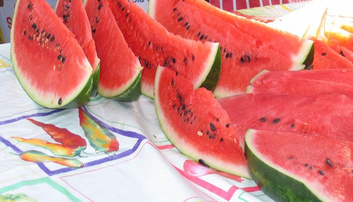 La fruta que ayuda a bajar de peso.