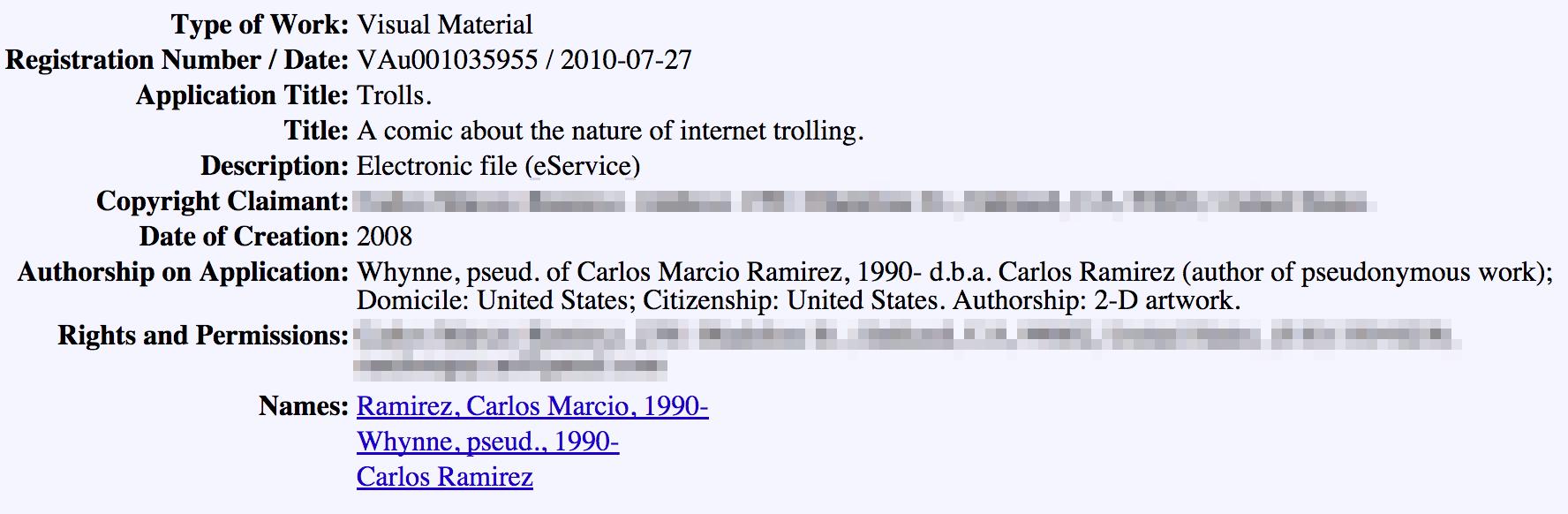 Registro en la Oficina de Patentes de Estados Unidos | kotaku