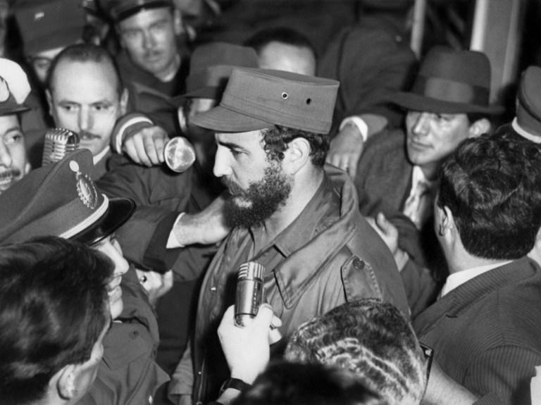 Castro, en 1959 | Agencia France-Presse