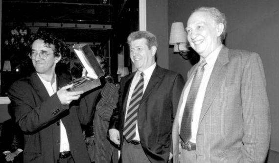Roberto Bolaño, Jorge Herralde y Sergio Pitol | Anagrama