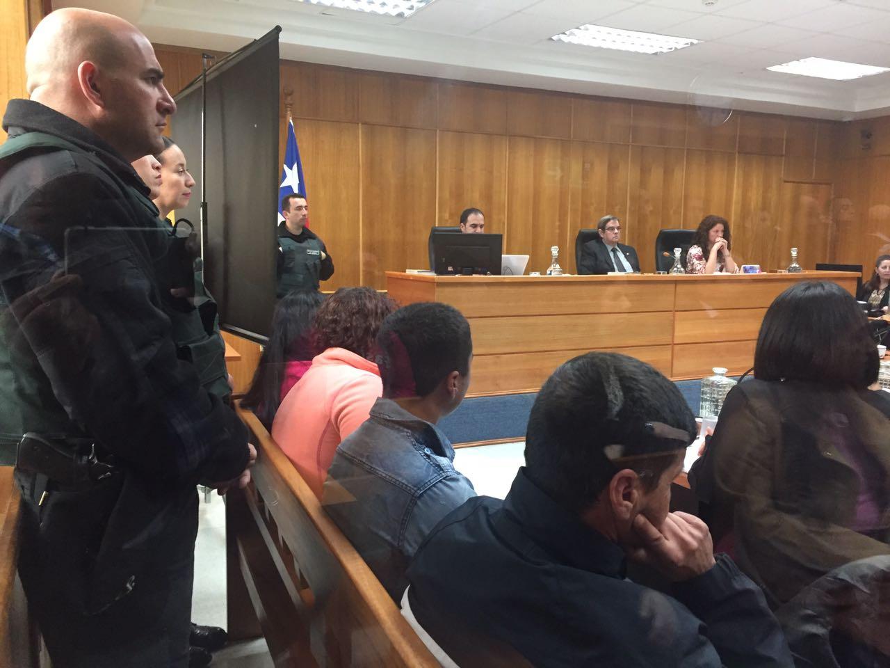 Inician juicio por muerte de joven madre que fue secuestrada, amarrada y quemada en Angol