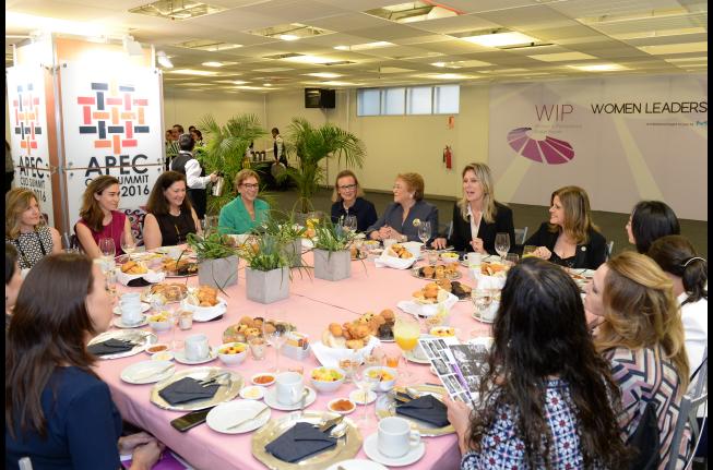 desayuno mujeres líderes