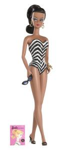 El modelo que inspiró el disfraz de Beyoncé como Barbie Negra