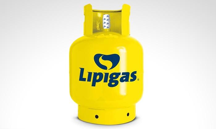 Antiguo cilindro de Lipigas
