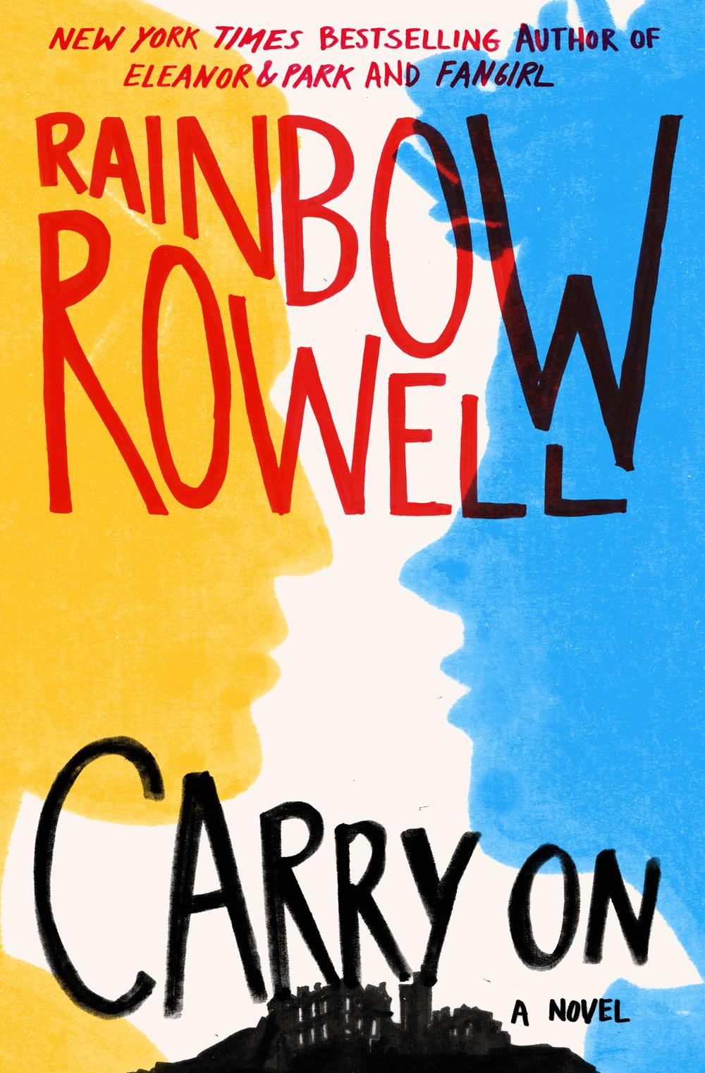 Nuevo libro de Rainbow Rowell inspirado en Harry Potter pero con pareja gay llega a Chile