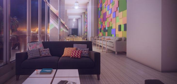 Sala de estudio | Livinn Santiago