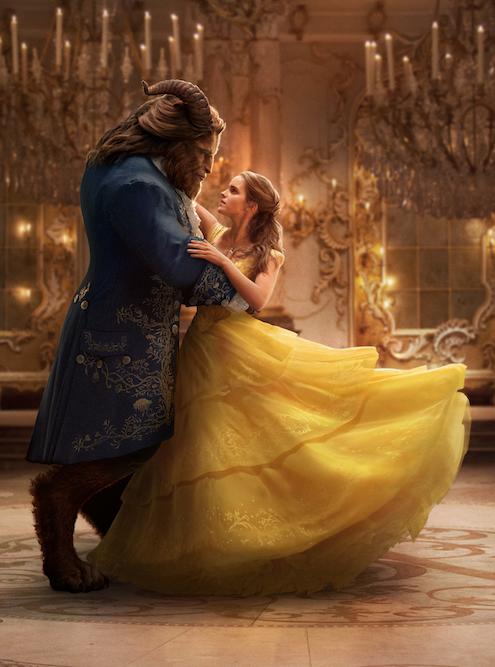 """El importante detalle del vestido de Emma Watson de """"La bella y la bestia"""" que nadie notó"""