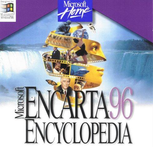 Microsoft Encarta 96