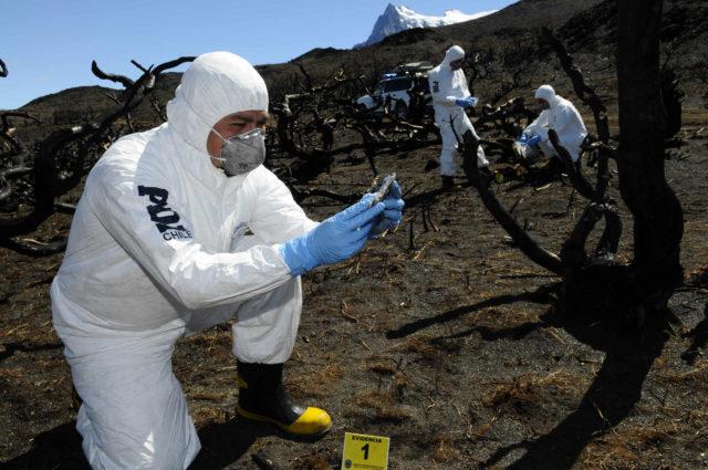 0040 jenapu revista detective trabajo de peritos en incendio torres del paine 19-01-2012