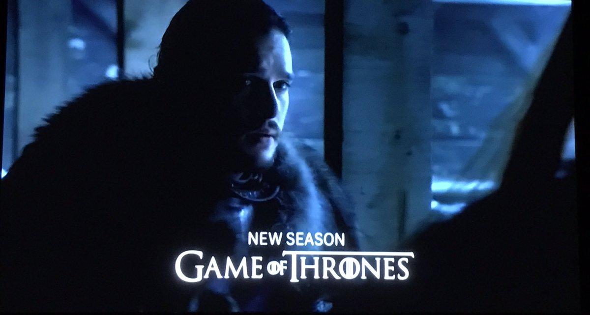 "HBO revela primeras imágenes de séptima temporada de ""Game of Thrones"""