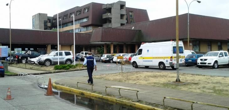 Resultado de imagen para hospital regional de valdivia