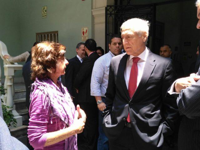 Heraldo Muñoz visita Perú