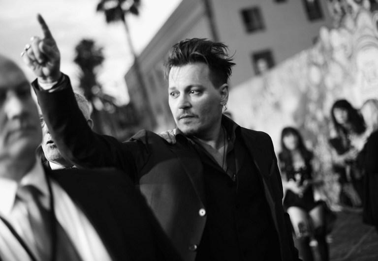 """Johnny Depp se une a saga """"Animales fantásticos y dónde encontrarlos"""""""
