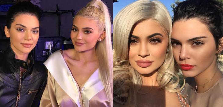 """¿Cirugía o maquillaje? Kendall Jenner desconcierta tras aparecer con labios """"hinchados"""""""
