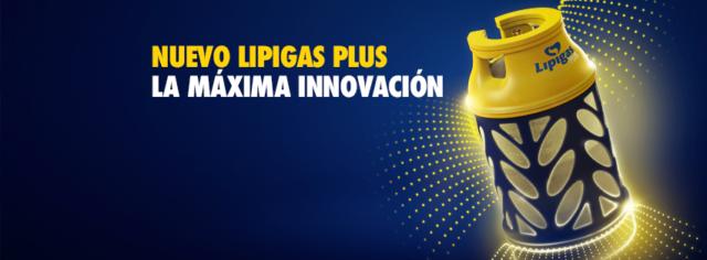Nuevo cilindro de Lipigas