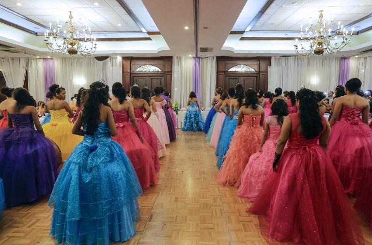 Niñas pobres con cáncer cumplen su sueño en Nicaragua: celebraron sus 15 años a lo grande