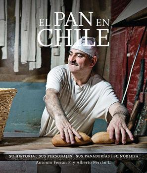 Portada de El pan de Chile, Hueders (c)