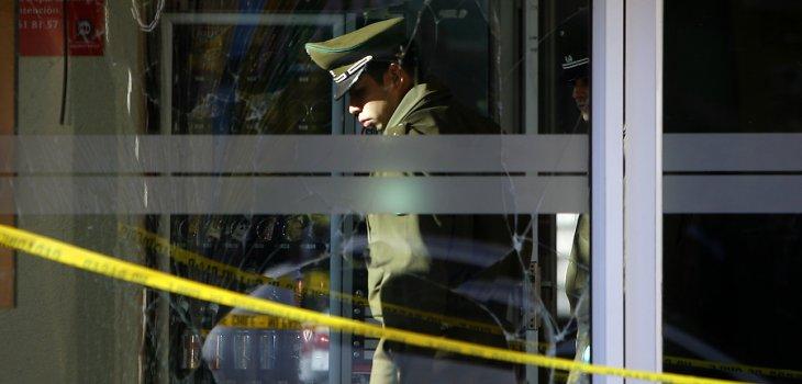 Frustran robo de cajero autom tico en temuco sujetos for Busqueda de cajeros