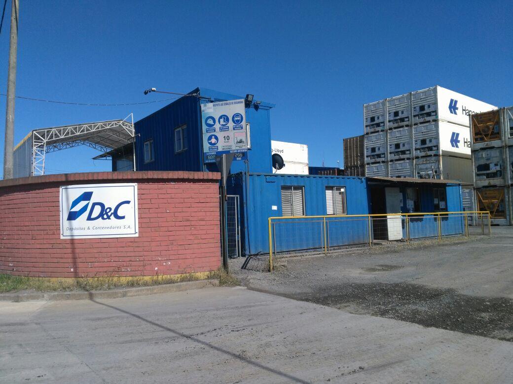 INVESTIGAN ROBO QUE AFECTÓ A EMPRESA DYCSA EN TALCAHUANO
