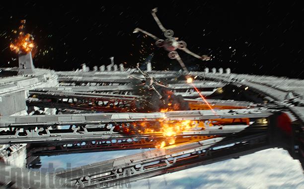 """Entertainment Weekly revela nuevas imágenes de """"Rogue One: una historia de Star Wars"""""""
