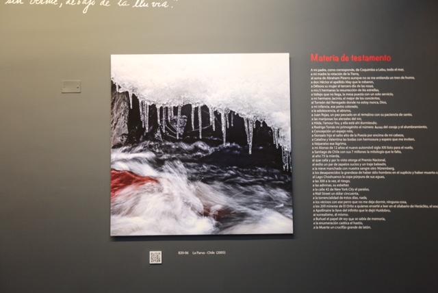 """""""Exposición Del Agua"""", sobre Gonzalo Rokjas"""