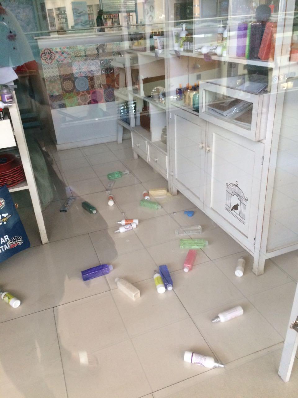 Temblor en Talca